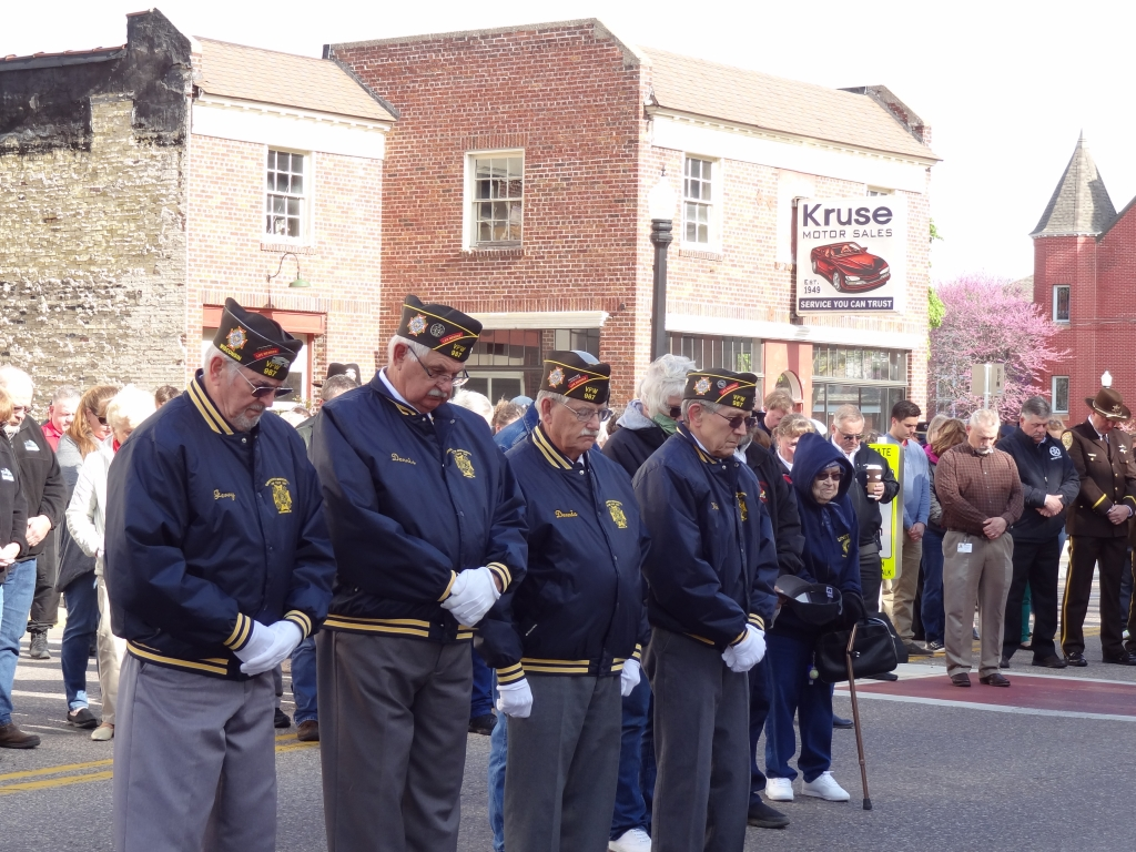 Last year's Memorial Day gatherings were affected by COVID-19, but everything is back in 2021.Ceremonies will be held in Reedsburg and beyond...