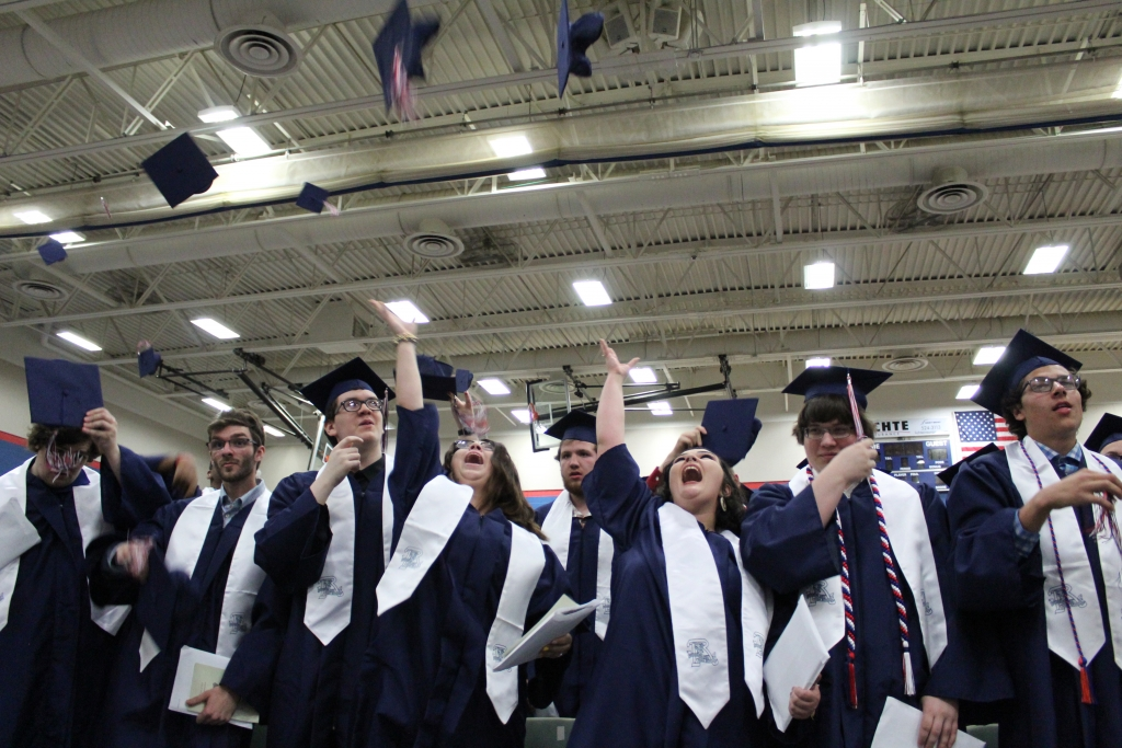 RAHS seniors will receive their diplomas this week.Graduation is scheduled for 7:30 p.m. May 28. The public will not be admitted this year, and...